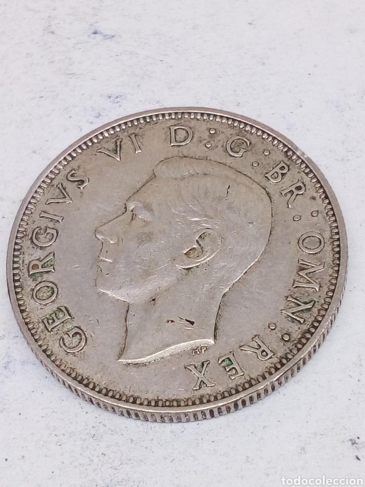 Monedas antiguas de Oceanía: Moneda Excelente Moneda Georgivs VI D: G: Br: OMN:REX 1944 plata - Foto 2 - 147515798