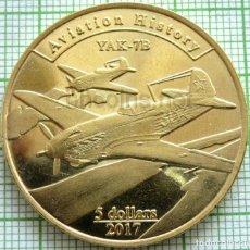 Monedas antiguas de Oceanía: ISLAS MARIANAS 5 DOLARES 2017 . Lote 148939634