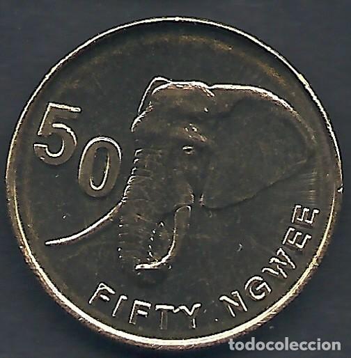Monedas antiguas de Oceanía: ZAMBIA - LOTE DE 5 NGWEE - 1 KWACHA 2012 - SC - VISITA MIS OTROS LOTES Y AHORRA GASTOS DE ENVÍO - Foto 5 - 149885698