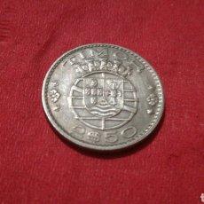 Monedas antiguas de Oceanía: 2,5 ESCUDOS DE TIMOR 1970. Lote 151165840