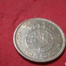 Monedas antiguas de Oceanía: 10 ESCUDOS DE TIMOR 1970. Lote 151165924