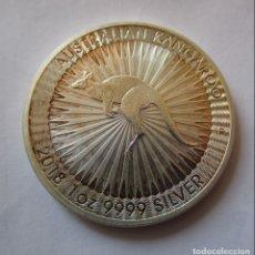 Monedas antiguas de Oceanía: AUSTRALIA . 1 DOLAR DE PLATA . 1 ONZA DE PLATA PURA . 9999. Lote 151459970