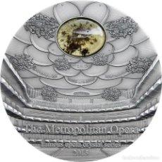 Monedas antiguas de Oceanía: PALAU 10 DOLARES 2015. Lote 151591346