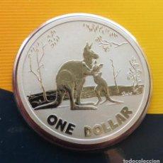 Monedas antiguas de Oceanía: AUSTRALIA 1 $ 2007 CANGURO FOLDER. Lote 152060290
