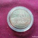 Monedas antiguas de Oceanía: NUEVA ZELANDA. 50 CENTS DE 1982. SC. Lote 160177834