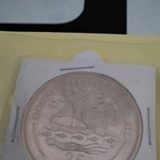 Monedas antiguas de Oceanía: MALDIVAS 25 RUFIYAA PLATA. Lote 162396325