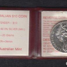 Monedas antiguas de Oceanía: AUSTRALIA. 10 $ XII COMMONWEALTH GAMES BRISBANE 1982 . Lote 164480982