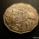 Monedas antiguas de Oceanía: AUSTRALIA 50 CENTS 1972. Lote 164888214