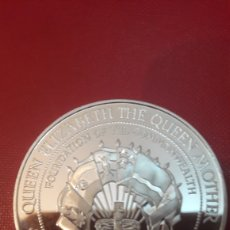 Monedas antiguas de Oceanía: 1996 SEYCHELLES 25 DÓLARES QUEEN ELIZABETH. Lote 165764682