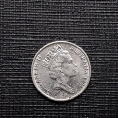 Monedas antiguas de Oceanía: AUSTRALIA 5 CENTS 1994 KM80. Lote 169792952