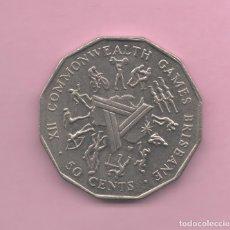 Monedas antiguas de Oceanía: AUSTRALIA - 50 CENTS 1982 KM74. Lote 174429564