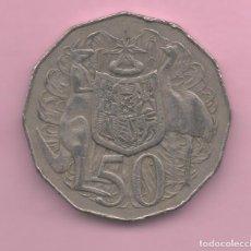 Monedas antiguas de Oceanía: AUSTRALIA - 50 CENTS 1978 KM68. Lote 174429574