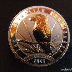 Monedas antiguas de Oceanía: AUSTRALIA. 1 ONZA DE PLATA. 5 DOLARES. KOOKABURRA. 2009.. Lote 177403844