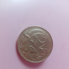 Monedas antiguas de Oceanía: MONEDA-AUSTRALIA-2 CENTS-ELIZABETH II-1966-COBRE-VER FOTOS.. Lote 42795792