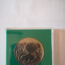 Monedas antiguas de Oceanía: UN DOLAR NUEVA ZELANDA. PLATA, CALIDAD PROF. 1980 . ESTUCHADO ORIGINAL. Lote 180493621