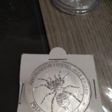 Monedas antiguas de Oceanía: ONZA 2015 TARÁNTULA AUSTRALIA S/C. Lote 183505235