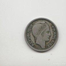 Monedas antiguas de Oceanía: LOTE C MONEDA ARGELIA 1949. Lote 184530653