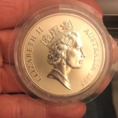 Monedas antiguas de Oceanía: AUSTRALIA 1 ONZA 1997 CANGURO. Lote 186010812