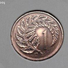 Monedas antiguas de Oceanía: NUEVA ZELANDA 1 CENTAVO 1976. Lote 188792242