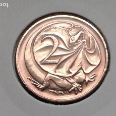 Monedas antiguas de Oceanía: AUSTRALIA 2 CENTAVOS 1989. Lote 188792701