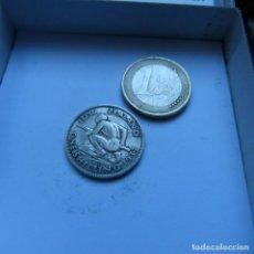 Monedas antiguas de Oceanía: MONEDA DE PLATA DE 1 CHELIN DE NUEVA ZELANDA AÑO 1937. Lote 190203746