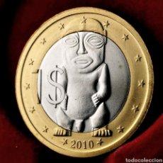 Monedas antiguas de Oceanía: MUY ESCASA S/C. COOK 1 DOLLAR 2010. Lote 195054966