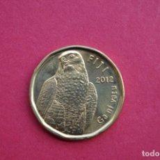 Monedas antiguas de Oceanía: ISLAS FIJI 2 DOLARES 2012 TANOA . Lote 199463181