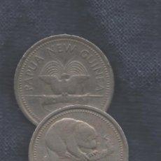 Monedas antiguas de Oceanía: PAPUA NUEVA GUINEA - 10 TOEA. Lote 218983477
