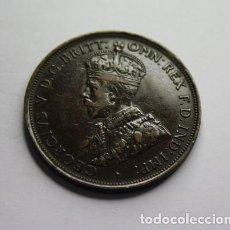 Monedas antiguas de Oceanía: 243,, MONEDA, DE AUSTRALIA 1 PENNY COBRE 1911 CONSERVACION MBC+. Lote 203944262