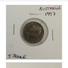 Monedas antiguas de Oceanía: AUSTRALIA. MONEDA 5 PENCE 1987. SE MANDA LA DE LA FOTO. Lote 204491658