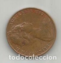 MONEDA DE AUSTRALIA 2 CENTS 1982 (Numismática - Extranjeras - Oceanía)