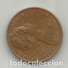 Monedas antiguas de Oceanía: MONEDA DE AUSTRALIA 2 CENTS 1982. Lote 205369290