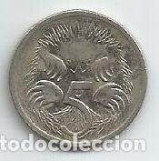 MONEDA DE AUSTRALIA 5 CENTS 1994 (Numismática - Extranjeras - Oceanía)