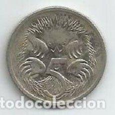Monedas antiguas de Oceanía: MONEDA DE AUSTRALIA 5 CENTS 1994. Lote 205369401