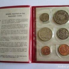 Monedas antiguas de Oceanía: AUSTRALIA * 1980 SET OFICIAL CON 6 MONEDAS. Lote 205525601