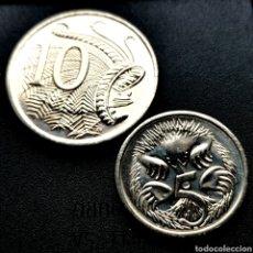 Monedas antiguas de Oceanía: C07. FDC. AUSTRALIA. Lote 206232782