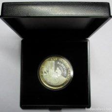Monedas antiguas de Oceanía: ISLAS COOK, 1989. MONEDA DE PLATA DE 50 DOLARES DE LOS JUEGOS OLIMPICOS DE 1992. LOTE 3067. Lote 208349463