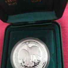 Monedas antiguas de Oceanía: 5 DOLLARS AUSTRALIA 2000 SIDNEY PLATA 999 31 GR. Lote 209676172