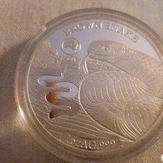 Monedas antiguas de Oceanía: PRECIOSA MONEDA ISLAS SOLOMON 2019 1 ONZA. Lote 210602870