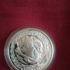 Monedas antiguas de Oceanía: 5 DOLLARS 2000 AUSTRALIA PLATA 999 31 GR KOALA. Lote 210780764