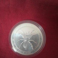 Monedas antiguas de Oceanía: 1 DOLLARS AUSTRALIA 2015 SPIDER PLATA 999, 31GR. Lote 210809107