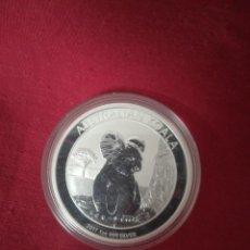Monedas antiguas de Oceanía: 1 DOLLARS AUSTRALIA 2017 KOALA PLATA 999 31 GR. Lote 210809382