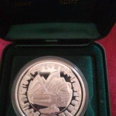 Monedas antiguas de Oceanía: 5 DOLLARS 2000 AUSTRALIA SYDNEY 2000 PLATA 999 31GR. Lote 211503576