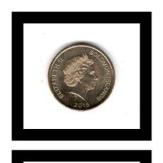 Monedas antiguas de Oceanía: ISLA SALOMON 2 DOLARES 2018 (COLORADA) S/C. Lote 211721493