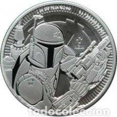 Monedas antiguas de Oceanía: NIUE PLATA 2 DOLARES 2020 PLATA. Lote 211805098