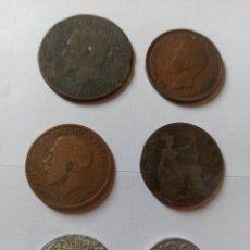 Monedas antiguas de Oceanía: LOTE DE MONEDAS ANTIGUAS. Lote 211884778