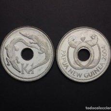 Monedas antiguas de Oceanía: OCEANIA-PAPÚA NUEVA GUINEA 1 EKINA, 2004 SIN CIRCULAR. Lote 213583875