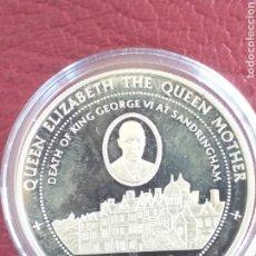 Monedas antiguas de Oceanía: PAPÚA NUEVA GUINEA 5 KINA DE PLATA 1997 (31,47 GR) CON CERTIFICADO.. Lote 213958663