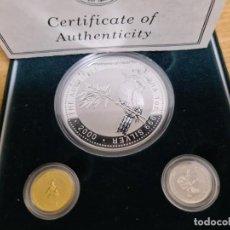 Monedas antiguas de Oceanía: AUSTRALIA 2000 SET 3 MONEDAS. Lote 214043592
