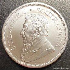 Monedas antiguas de Oceanía: AUSTRALIA, 1 KRUGERAND PLATA. Lote 214076582